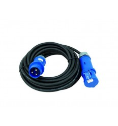 Eurolite CEE extension 10m,32A,3x6mm