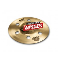 Sabian AAX Air Splash 8""