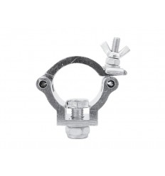 Eurolite DEC-30 coupler, silver for 35mm