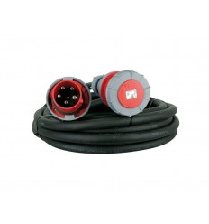 Showtec Extension Cable, 3 x 63A 380V