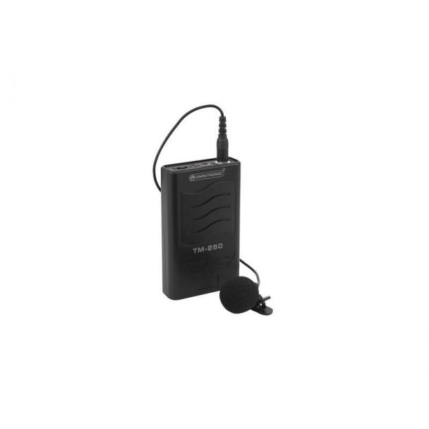 Omnitronic TM-250 VHF214.000