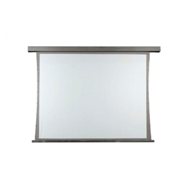 DMT Projection Screen 4:3 electric, Rear Projection