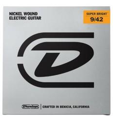 Dunlop 9-42 Nickel Wound Light DESBN0942