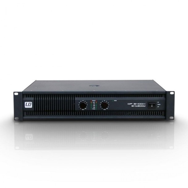 LD Systems DP 2400X