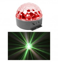 Beamz Mini Star Ball Sound