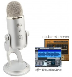 Blue Microphones Yeti Studio Bundle