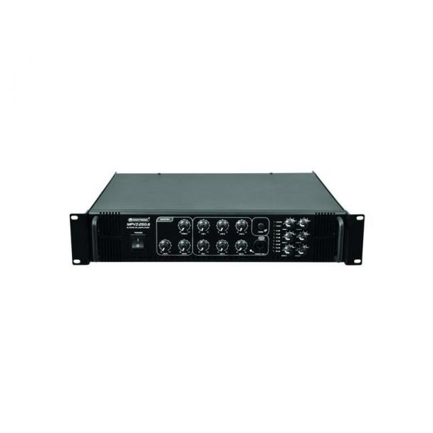 Omnitronic MPVZ-250.6 PA