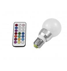 Omnilux LED A60 230V 5W E27 multicolor