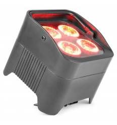 Beamz BBP94 Uplight PAR 4x 10W