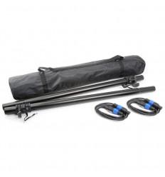 Vonyx Speaker Mounting Tubes Set