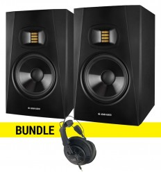 2 x Adam T7v + Superlux HD 668B CADOU