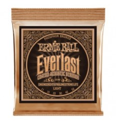 ERNIE BALL 2548 EVERLAST COATED P. BRONZE LIGHT 11-52