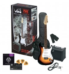 GewaPure VGS RC-100 - E-Guitar Pack