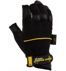 Dirty Rigger Leather Grip Framer (V1.3) Heavy Duty Rigger Glove L