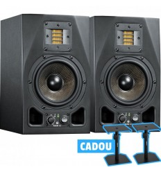 2 x Adam Audio A5X + Stative Vonyx SMS10 Cadou