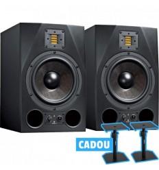 2 x Adam Audio A8X + Stative Vonyx SMS10 Cadou