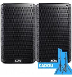 2 x ALTO TS210 + Set Stative Vonyx Cadou