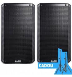 2 x ALTO TS312 + Set Stative Vonyx Cadou