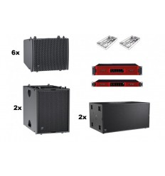Kling & Freitag Sequenza 5 Line-array Medium
