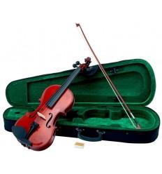 Classic Cantabile VP-100 Violin 4/4 SET 12 ani/adult