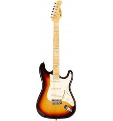 Prodipe Guitars ST80MA SUNB