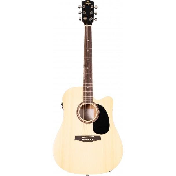 Prodipe Guitars SD25 CEQ Dreadnought
