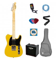 Prodipe Guitars Electric TC80MA BS SET 11 ani/adult