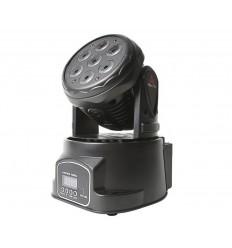 Fractal Lights MINI LED MOVING HEAD 7 x 10W