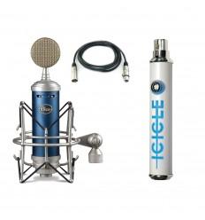 Blue Bluebird SL + Blue Icicle