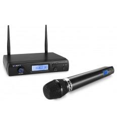 Vonyx WM61 Microfon Wireless UHF 16C cu Transmitator Handheld
