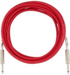 Fender Original Instrument Cable Fiesta Red 4,5m