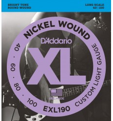 D-Addario EXL190